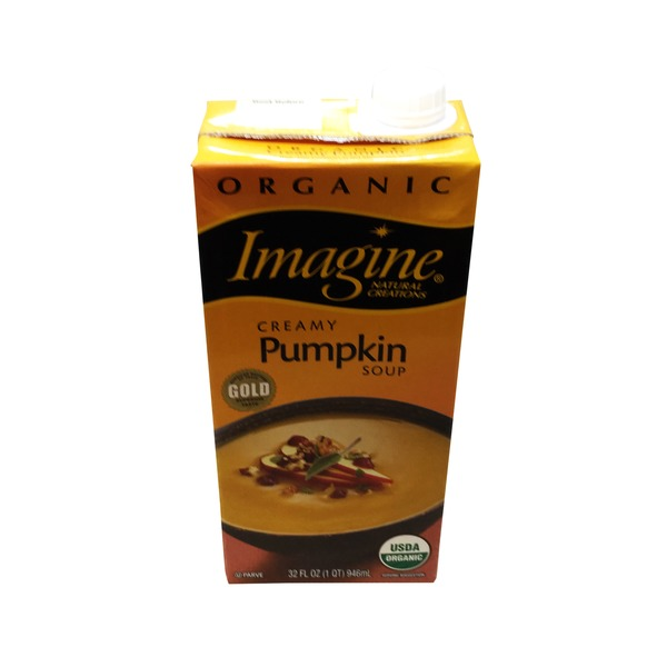 Imagine Foods Organic Creamy Pumpkin Soup
