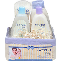 Aveeno Baby - Daily Bathtime Solutions Gift Set
