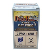 Deck Hand Tuna With Salmon Premium Cat Food