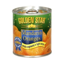 Golden Star Mandarin Oranges