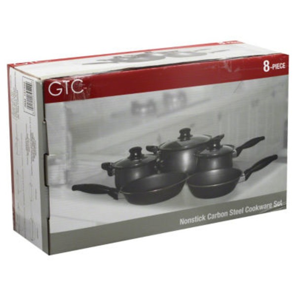 GTC Cookware 8-Pc. Set