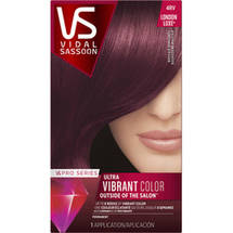 Vidal Sassoon Pro Series London Luxe Hair Color 4RV Mayfair Burgundy