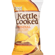 Great Value Kettle Cooked Original Potato Chips