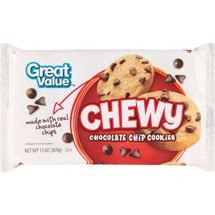 Great Value Chewy Chocolate Chip Cookies