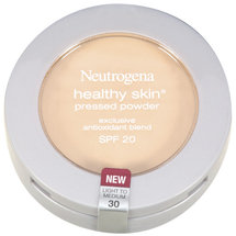 Neutrogena 30 / Light To Medium Healthy Skin Pressed Powder SPF 20