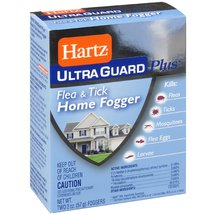Hartz Ultraguard Plus: Home Fogger Flea & Tick