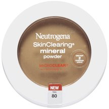 Neutrogena Skinclearing Mineral Powder Tan 80