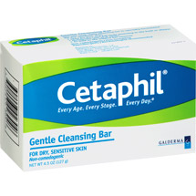 Cetaphil Daily Cleansing Bar