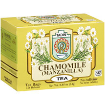 Tadin Chamomile Herbal Tea Bags