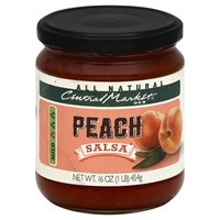 Central Market Mild Peach Salsa