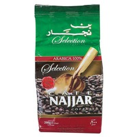 Selection Cafe Najjar 100% Arabica Coffee With Ground Cardamom