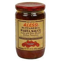 Alessi Chunky Puttanesca Pasta Sauce