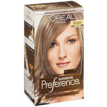 L'Oreal Paris Preference Dark Ash Blonde 7A Haircolor