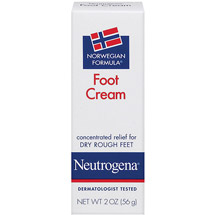 Neutrogena Norwegian Formula Foot Cream