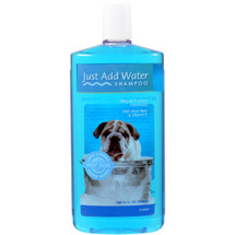Just Add Water Clean Scent Dog & Puppy Shampoo