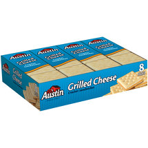Austin Grilled Cheese Cracker Sandwiches