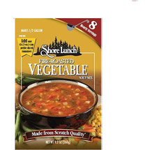 Shore Lunch Fire Roasted Vegetable Soup Mix