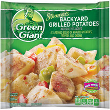 Green Giant Steamers Backyard Grilled Potatoes