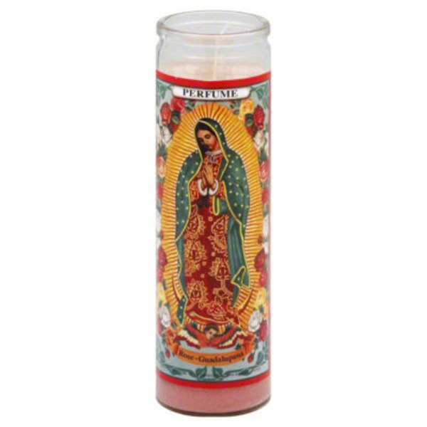 Reed Candle Company Rose Guadalupana Candle