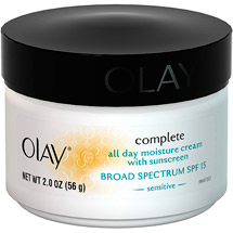 Olay Complete Moisture Cream SPF 15 Sensitive Skin