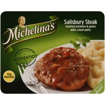 Michelina's Salisbury Steak