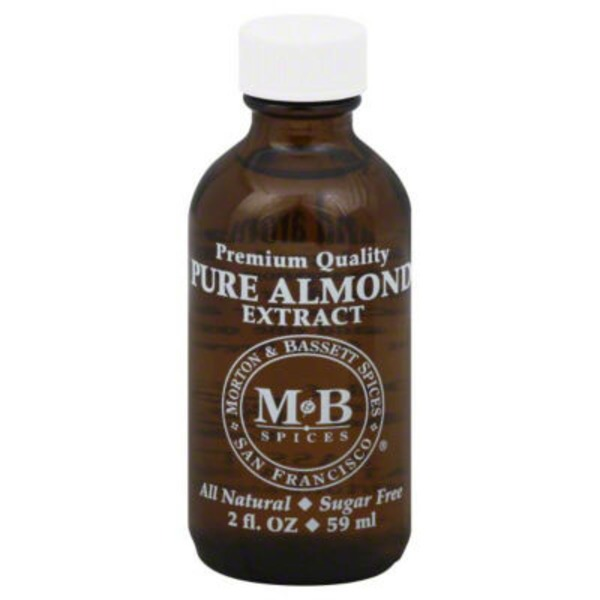 Morton & Bassett Spices Almond Extract, Pure