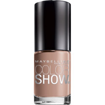 Maybelline Color Show Nail Lacquer Better In Buff