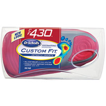 Dr. Scholl's Custom Fit CF430 Orthotic Inserts