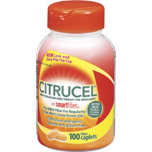 Citrucel Fiber Therapy For Regularity