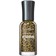Sally Hansen Hard as Nails Xtreme Wear Nail Color Bold Gold