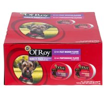 Ol'Roy Dog Cup Value Pack