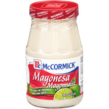 McCormick w/ Lime Juice Mayonnaise