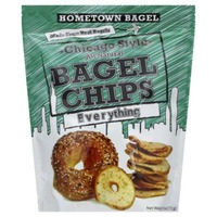 Hometown Bagel Chicago Style Bagel Chips Everything