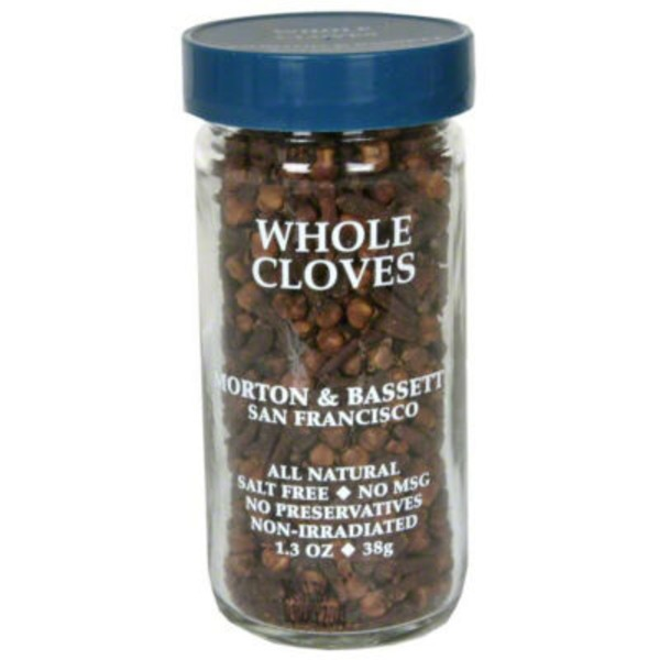 Morton & Bassett Spices Whole Cloves