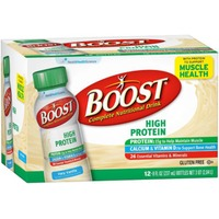 Boost High Protein Very Vanilla Complete Nutritional Drink