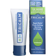 TriCalm Steroid Free Soothing Itch Relief Hydrogel