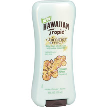 Hawaiian Tropic Shimmer Effect After Sun Moisturizer
