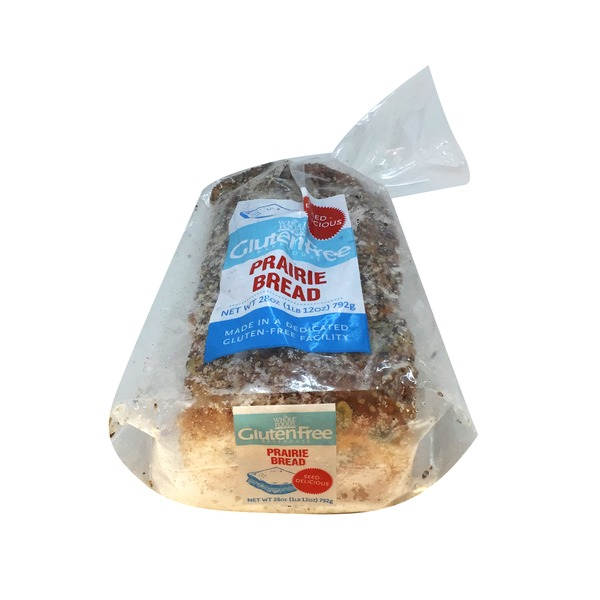 Whole Foods Market Gluten-Free Bakehouse All Natural Prairie Bread