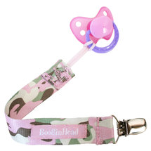 BooginHead PaciGrip Girl;s Pacifier Leash