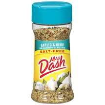 Mrs. Dash Garlic & Herb Salt-Free Seasoning Blend