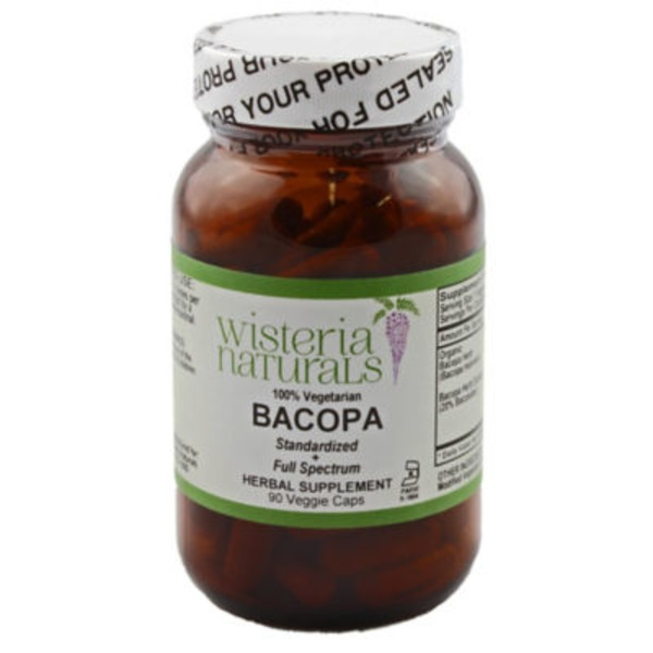 Vitality Works Bacopa Veggie Caps