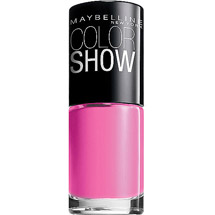 Maybelline Color Show Nail Polish Pinkalicious