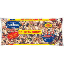 Hurst's Hambeens W/Seasoning packet original dried 15 Bean Soup