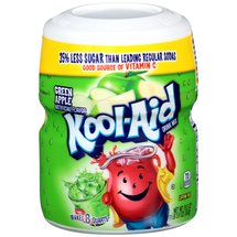 Kool-Aid Green Apple Drink Mix