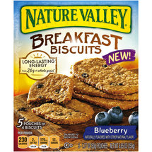 Nature Valley Blueberry Breakfast Biscuits