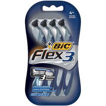 BiC Flex 3 Sensitive Skin Shavers