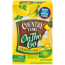Country Time On The Go Lemonade Drink Mix