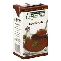 Central Market Organic Beef Broth