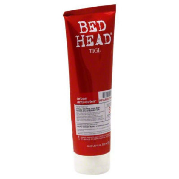 Tigi Bed Head Resurrection Shampoo Damage Level 3