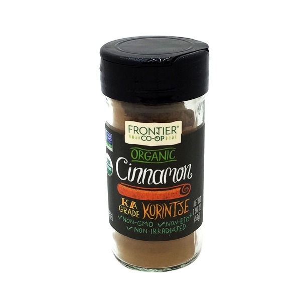 Frontier Ground Cinnamon